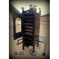 Grill-smoker N-21
